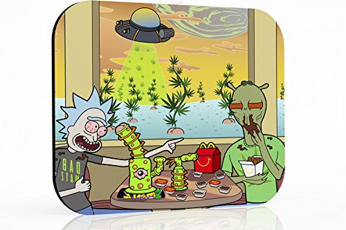Rick And Morty Dab Mat Highly Appealing